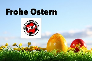 Frohe Ostern FCM 300